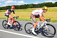 1st July 2021; Chateauroux, France;  VAN AVERMAET Greg (BEL) of AG2R CITROEN TEAM during stage 6 of the 108th edition of the 2021 Tour de France cycling race, a stage of 160,6 kms between Tours and Chateauroux on July 1