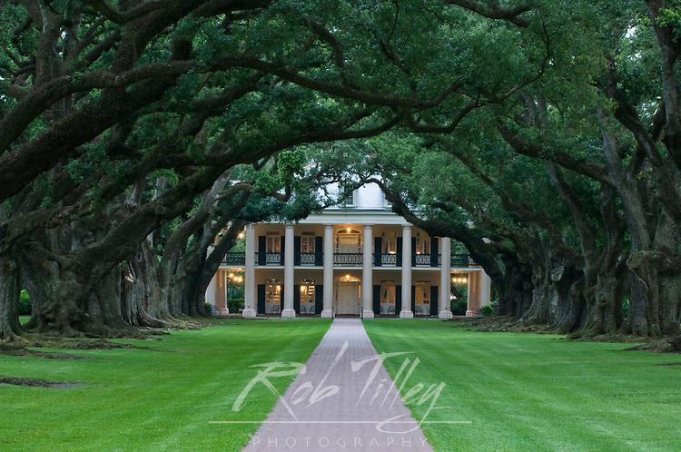 Louisiana, St. James Parish, Vacherie, Oak Alley Plantation