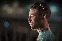 Mark Cavendish (GBR)<br /> OmegaPharma-QuickStep Team Presentation 2013