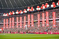 Monaco 23.05.2015, Allianz Arena<br /> Bundesliga Bayern Monaco Campione di Germania 2014/2015 <br /> Foto EXPA/ Eibner-Pressefoto/ Insidefoto