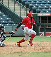 Kevin Maitan - 2021 Arizona League Angels (Bill Mitchell)
