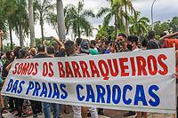 10/03/2021 - PROTESTO CONTRA NOVAS SANÇÕES MUNICIPAIS NO RIO DE JANEIRO