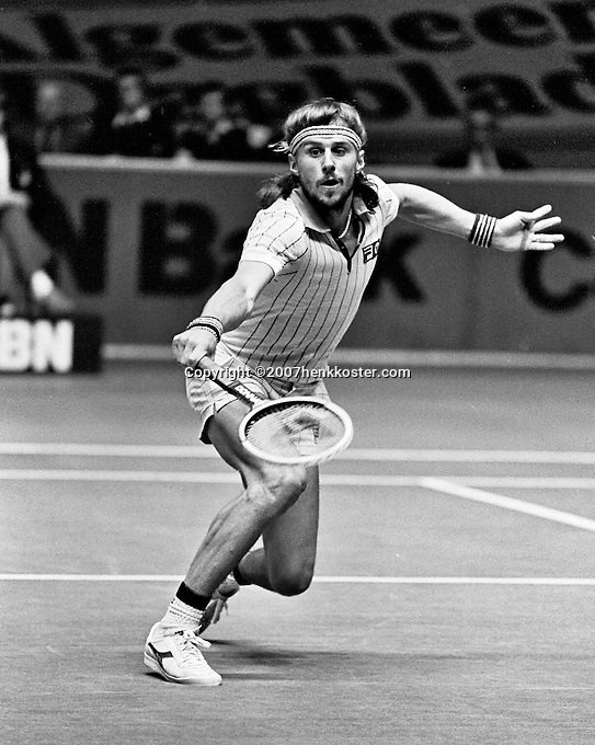1979, ABN Tennis Toernooi, Bjorn Borg
