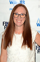 """LOS ANGELES - AUG 11:  Neely Gurman at """"Final Frequency"""" Screening & Red Carpet at Laemmle Town Center on August 11, 2021 in Encino, CA"""