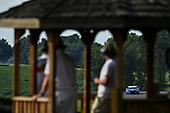IMSA WeatherTech SportsCar Championship<br /> Michelin GT Challenge at VIR<br /> Virginia International Raceway, Alton, VA USA<br /> Friday 25 August 2017<br /> 93, Acura, Acura NSX, GTD, Andy Lally, Katherine Legge<br /> World Copyright: Richard Dole<br /> LAT Images<br /> ref: Digital Image RD_VIR_17_154