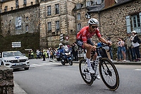 Swiss National Champion Silvan Dillier (SUI/Alpecin-Fenix)<br /> <br /> <br /> Stage 4 from Redon to Fougiéres (150.4km)<br /> 108th Tour de France 2021 (2.UWT)<br /> <br /> ©kramon