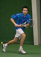 05-12-10, Tennis, Almere, Reaal WJC Masters, Gud den Heijer
