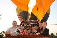 20121117 November 17 Hot Air Balloon Cairns