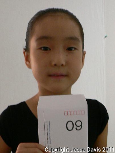 Student ID shot
