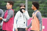 Bundestrainer Joachim Loew (Deutschland Germany) mkit MNS - 31.08.2020: Erstes Training der Deutschen Nationalmannschaft vor dem Nations League gegen Spanien, ADM Sportpark Stuttgart