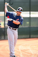Russell Branyan, Cleveland Indians 2010 minor league spring training..Photo by:  Bill Mitchell/Four Seam Images.