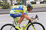 Pavel Brutt (RUS) Tinkoff-Saxo during Stage 7 of the 2015 Presidential Tour of Turkey running 166km from Selcuk to Izmir. 2nd May 2015.<br /> Photo: Tour of Turkey/Mario Stiehl/www.newsfile.ie