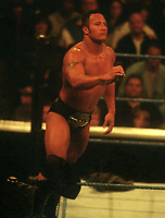 Dwayne The Rock Johnson 1999<br /> Photo By John Barrett/PHOTOlink
