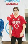 Toronto 2015 - Para Swimming // Paranatation.<br /> The Canadian Paralympic Committee and Swimming Canada announce the Toronto 2015 Para Swimming team // Le Comité paralympique canadien et Natation Canada annoncent l'équipe de paranation de Toronto 2015. 25/03/2015.
