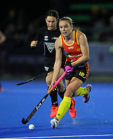 Jane Claxton in action during the Sentinel Homes Trans Tasman Series hockey match between the New Zealand Black Sticks Women and the Australian Hockeyroos at Massey University Hockey Turf in Palmerston North, New Zealand on Friday, 28 May 2021 Photo: Simon Watts / bwmedia.co.nz