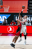 armani - Panatinaikos eurolega basket 2020-2021 - Milano 3 dicembre 2020 - nella foto: white