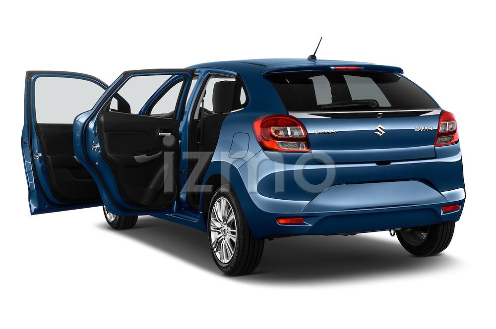 Car images of 2016 Suzuki Baleno Skycruise 2 Door Convertible Doors