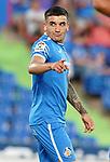 Getafe CF's Mauro Arambarri during friendly match. August 10,2019. (ALTERPHOTOS/Acero)