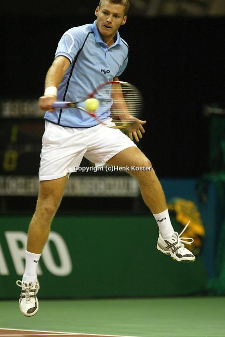 20040214, Rotterdam, ABNAMRO WTT, Fred Hemmes