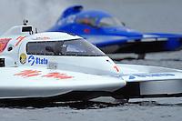"Kip Brown, E-1 ""MY-Way"" and Brian Perkins, E-82 (5 Litre class hydroplane(s)"
