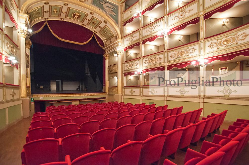 Teatro Paisiello | PhotoScouting Cinema Fashion Pubblicità