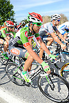 Mirac Kal (TUR) Torku Sekerspor during Stage 7 of the 2015 Presidential Tour of Turkey running 166km from Selcuk to Izmir. 2nd May 2015.<br /> Photo: Tour of Turkey/Mario Stiehl/www.newsfile.ie