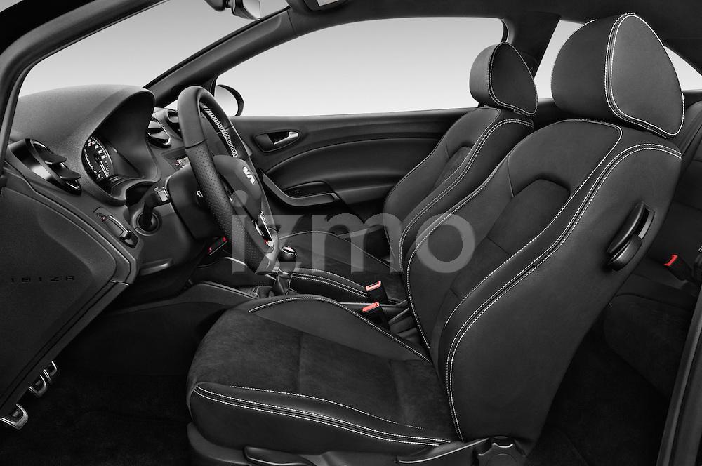 Front seat view of 2016 Seat Ibiza-SC Cupra 5 Door Hatchback Front Seat  car photos
