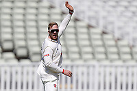 Simon Harmer of Essex appeals for a wicket during Warwickshire CCC vs Essex CCC, LV Insurance County Championship Group 1 Cricket at Edgbaston Stadium on 23rd April 2021
