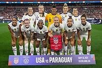 USWNT v Paraguay, September 16, 2021