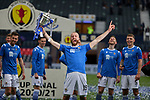 22.05.2021 Scottish Cup Final, St Johnstone v Hibs: Shaun Rooney