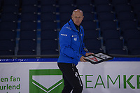 SCHAATSEN: HEERENVEEN: 22-09-2018, Trainingswedstrijd, ©foto Martin de Jong