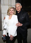 """Debra Monk and Victor Garber attends the Broadway Opening Night for the MTC  production of  """"The Height Of The Storm"""" at Samuel J. Friedman Theatre on September 24, 2019 in New York City."""