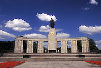 Berlin, Germany, Europe, Soviet War Memorial