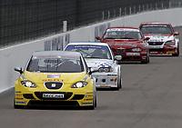 Round 2 of the 2007 British Touring Car Championship. #12 Darren Turner (GBR). SEAT Sport UK. SEAT Leon.