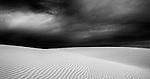 Dunes and Sky, White Sands National Monument