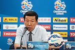 Jeonbuk Hyundai Motors vs Gamba Osaka during the 2015 AFC Champions League Quarter-Final 1st Leg match on August 26, 2015 at the Jeonju World Cup Stadium, in Jeonju, Korea Republic. Photo by Xaume Olleros /  Power Sport Images