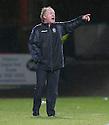 Cowdenbetah manager Jimmy Nicol.