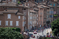 race start in Albi<br /> <br /> Stage 11: Albi to Toulouse (167km)<br /> 106th Tour de France 2019 (2.UWT)<br /> <br /> ©kramon