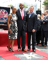 Angela Bassett, Forest Whitaker & Kiefer Sutherland.Forest Whitaker receives Star on the Walk of Fame.Hollywood & Highland.Los Angeles, CA.April 16, 2007.©2007 Kathy Hutchins / Hutchins Photo....