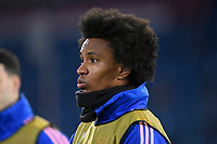 18th February 2021, Rome, Italy;  Willian of Arsenal FC during the UEFA Europa League round of 32 Leg 1 match between SL Benfica and Arsenal at Stadio Olimpico, Rome, Italy on 18 February 2021.