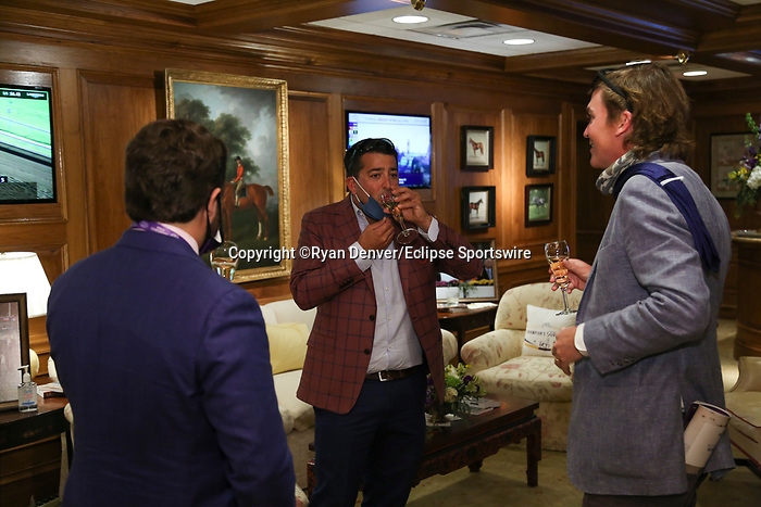 November 7, 2020 : Champion's Terrace after the Sprint on Breeders' Cup Championship Saturday at Keeneland Race Course in Lexington, Kentucky on November 7, 2020. Ryan Denver/Eclipse Sportswire/Breeders' Cup/CSM