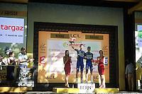 for a first time ever a duo gets the 'prix combatif' ; Tony Martin (DEU/Ettix-Quickstep) & Julian Alaphilippe (FRA/Etixx-QuickStep) share the honour <br /> <br /> st16: Morain-en-Montagne to Bern (SUI) / 209km<br /> 103rd Tour de France 2016