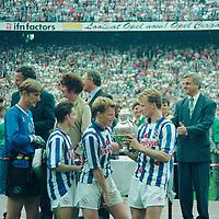 VOETBAL: ROTTERDAM: 1993, AJAX - SC Heerenveen Bekerfinale, ©foto Martin de Jong