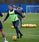 16.01.2020 Rangers training: Andy Halliday