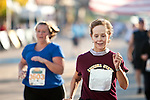 Running or Walking, all Fun at the Quad Cities Marathon in 2009.