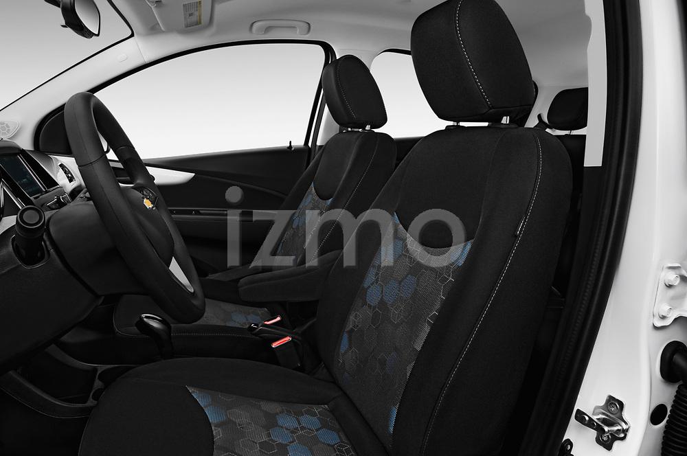 Front seat view of 2017 Chevrolet Spark 1LT 5 Door Hatchback Front Seat  car photos