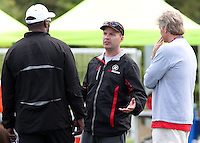 Rick Campbell Ottawa RedBlacks  head coach 2014. Photo Scott Grant