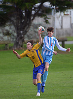 210623 1st XI Football - Rongotai College v Silverstream