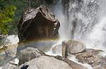 Hidden Falls (Tenaya Creek), Yosemite -2011
