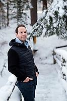 Stefan Buck; swiss banker; St. Moritz
